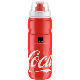 Elite Ice Fly Bidon 500ml, coca cola/full red